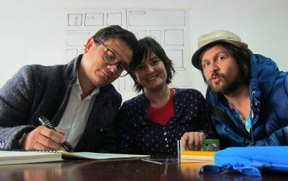 Video – Una historia sacada de la academia en formato de novela gráfica: el proyecto de Olga Acosta