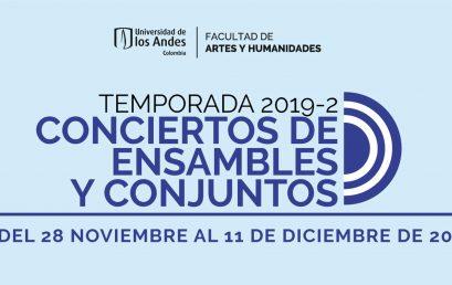 Concierto de Música de cámara (cello/clarinete)
