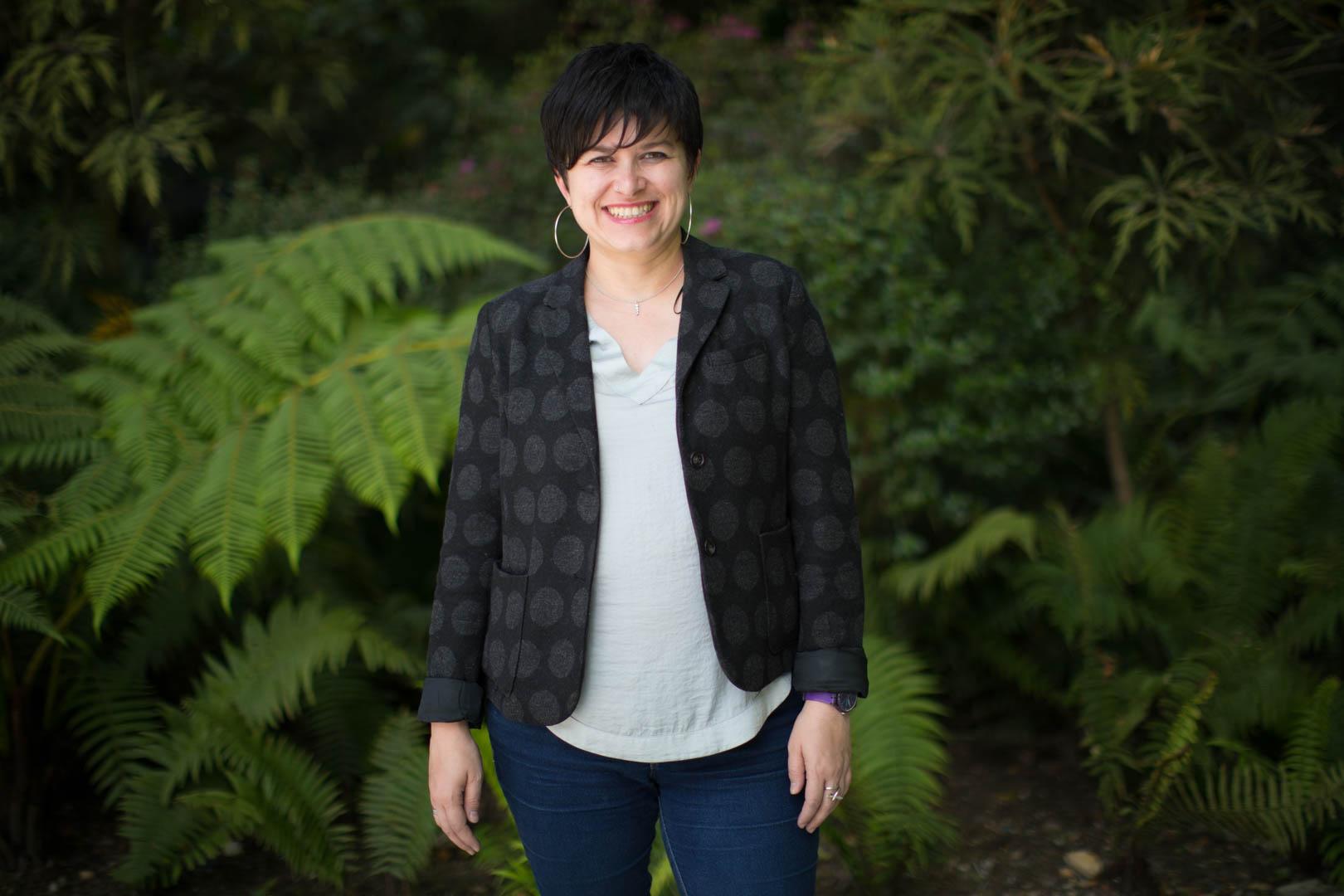 Ana María Franco, profesora de Historia del Arte, recibió beca de la Colección Latinoamericana del Instituto Cisneros en el MoMA
