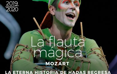 Ópera en cine: La flauta mágica de W. A. Mozart