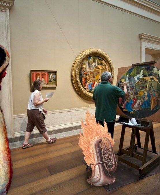 Programa Historia y apreciación del arte: visiones del mundo