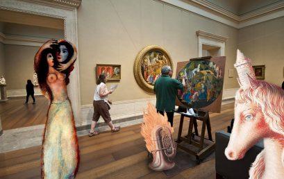 Curso Una historia del arte global