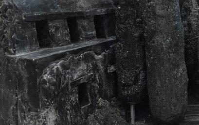 """Edgar Guzmanruiz presenta su obra """"La isla de los muertos"""" en Pinta Miami"""