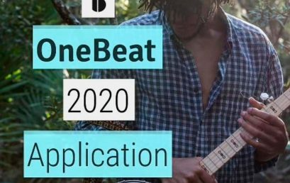 Convocatoria: One Beat 2020