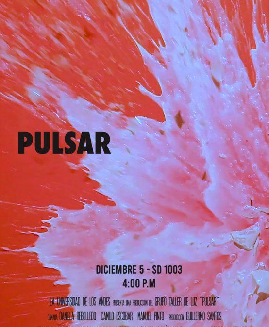 Proyección PULSAR | Taller de luz