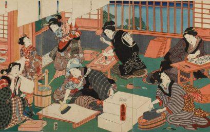 Programa Artes y culturas de Japón