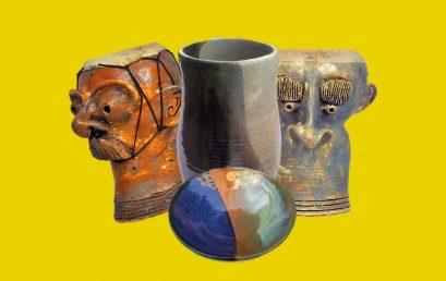Taller de cerámica: técnica modelado