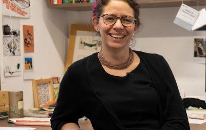 Nuestra profesora del Ceper Sandra Sánchez-López fue jurado del reconocimiento al periodismo cultural del Ministerio de Cultura