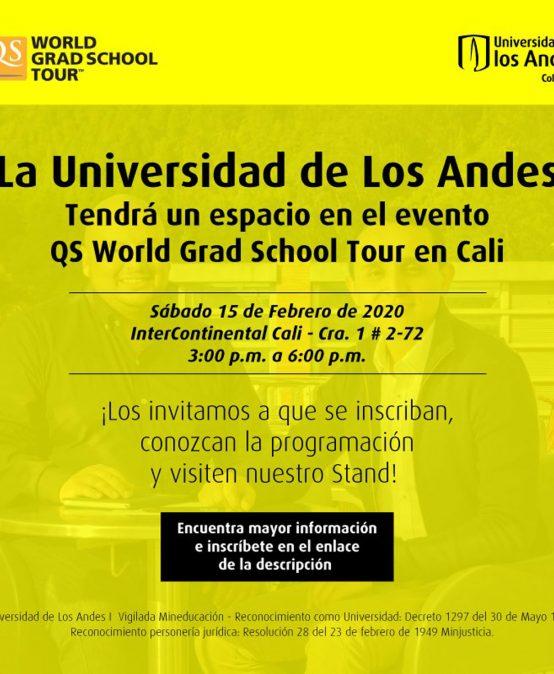 QS World Grad School Tour