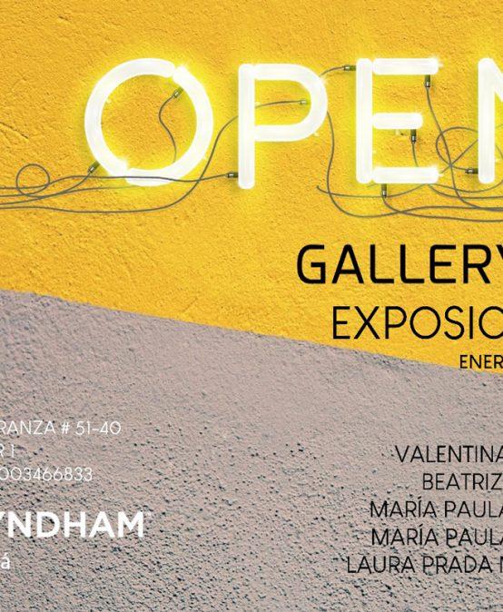 Exposición Viajes – Open gallery III