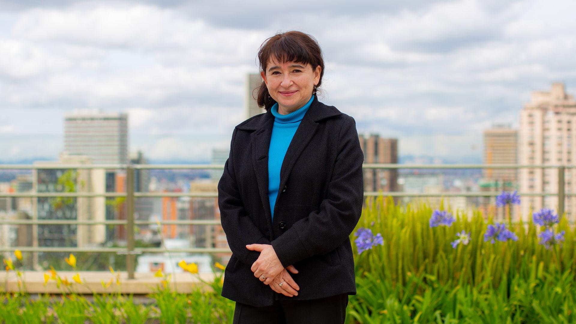 Myriam Luisa Díaz nombrada directora del Departamento de Arte