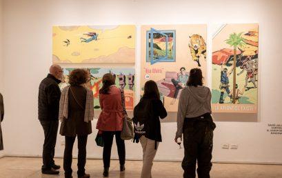 Video: Quince eventos para ver lo que se hace en Arte de la Universidad de los Andes