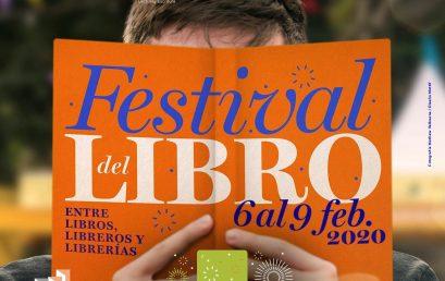 Recital de Óscar Acevedo en el Festival del Libro