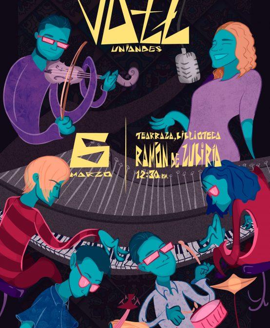 Concierto del Ensamble de Jazz
