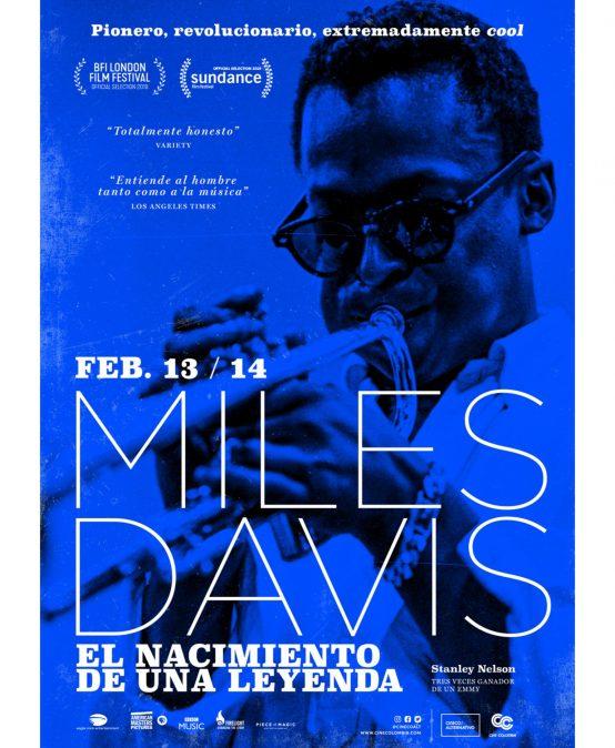 Función 1 – Miles Davis: El nacimiento de una leyenda