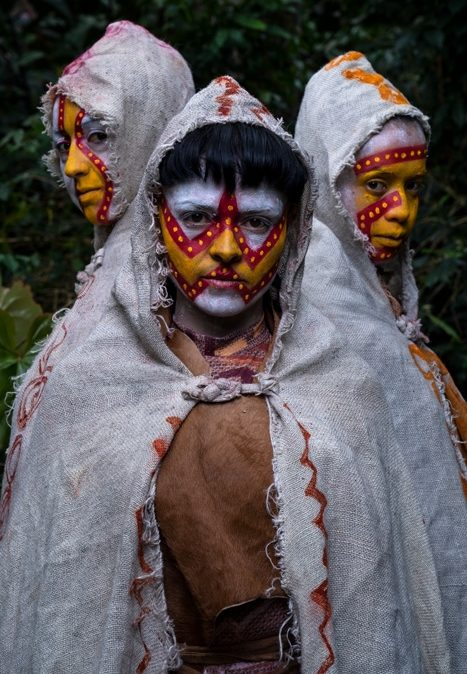 Exposición: Hombre Dorado