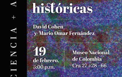 Charla ciencia + arte: conservación de obras históricas