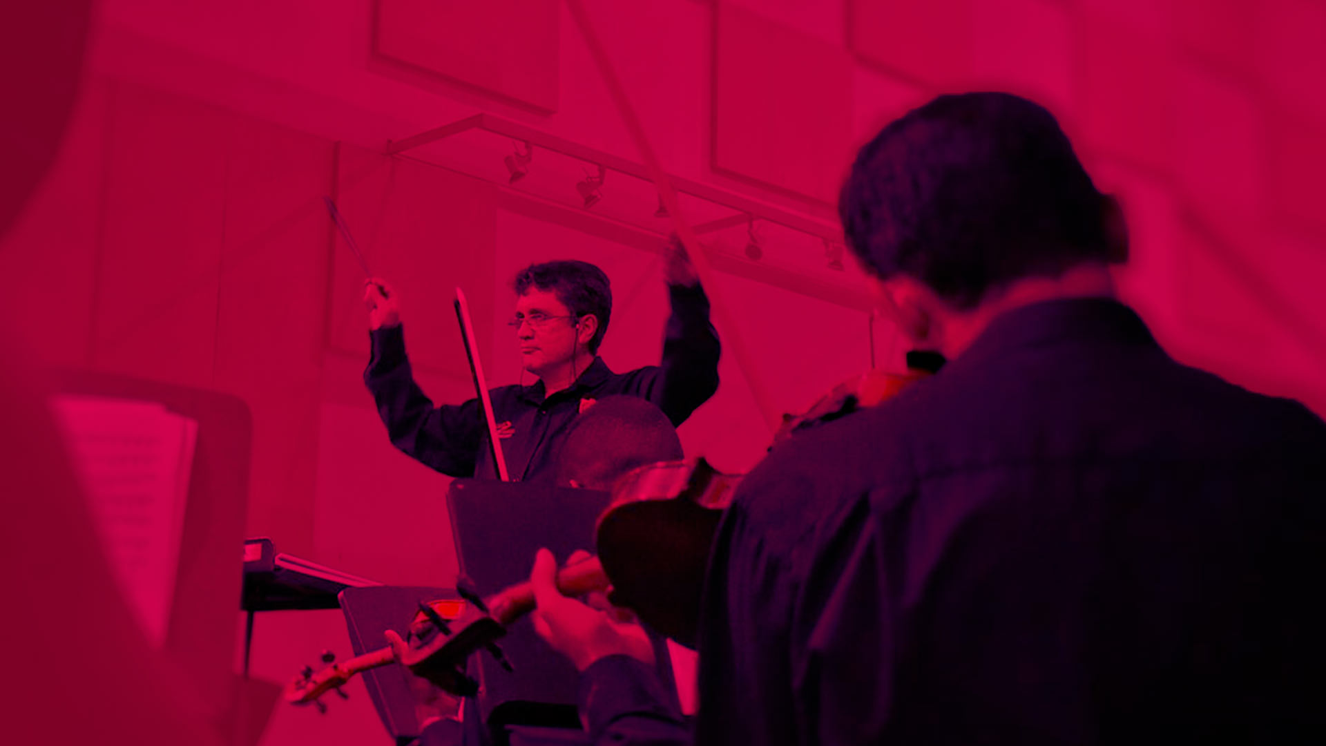 Entrevista con Germán Céspedes, director invitado del primer concierto del año de la Orquesta de Los Andes