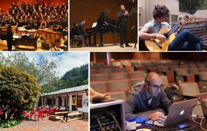 """Charla informativa """"Programas, admisiones y ayuda financiera para estudiar Música en la Universidad de los Andes"""""""