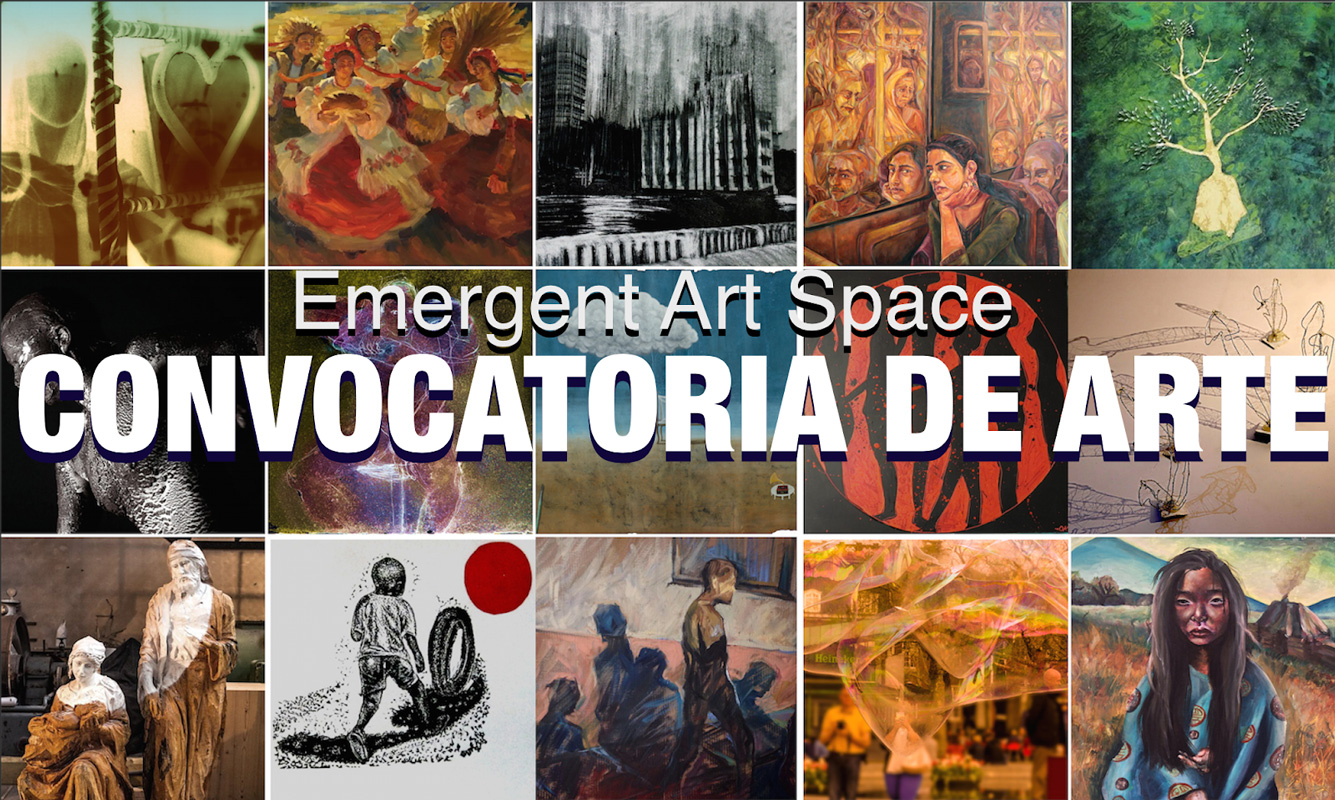 Convocatoria Emergent Art Space