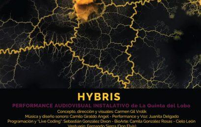 """Lanzamiento Hybris en el marco de la cátedra """"Nuestro futuro"""""""