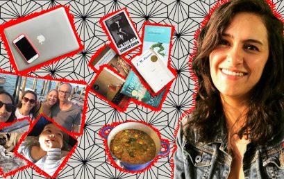 Entrevista con Sara Malagón, nuestra egresada de Literatura y exeditora de Arcadia