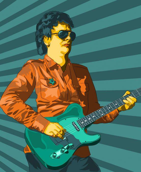 Apreciación del Rock: artistas, bandas e íconos
