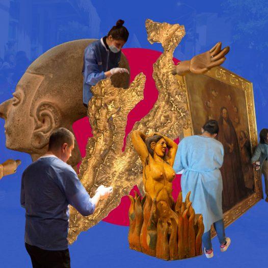 Gestión de riesgos en colecciones de bienes culturales