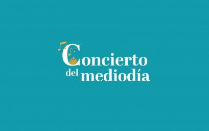 Concierto del mediodía: Adrián Herrera (piano jazz)