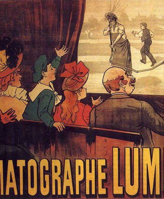 125 años del cinematografo Lumière