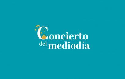 Concierto del mediodía: Aurelio Caro, piano (Colombia)