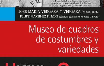 Presentación del libro: Museo de cuadros de costumbres y variedades.