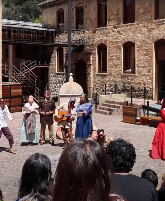 Estreno   Aprender, confiar, estar presente: Grupo de Teatro de la Universidad de los Andes