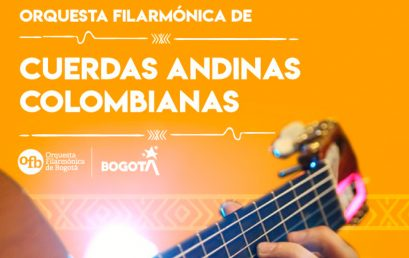 Convocatoria: Orquesta Filarmónica de Cuerdas Andinas Colombianas