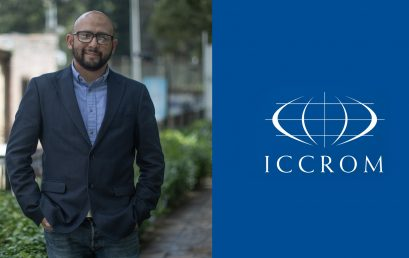 Seminario web del ICCROM: Heritage Conservation Learning in the COVID World: Challenges & Opportunities