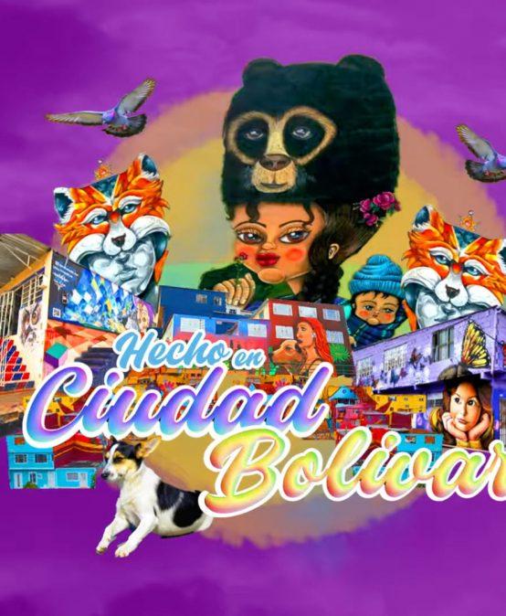 Hecho en Ciudad Bolívar: La fábrica y Bella flor son emprendimientos para repensar el territorio