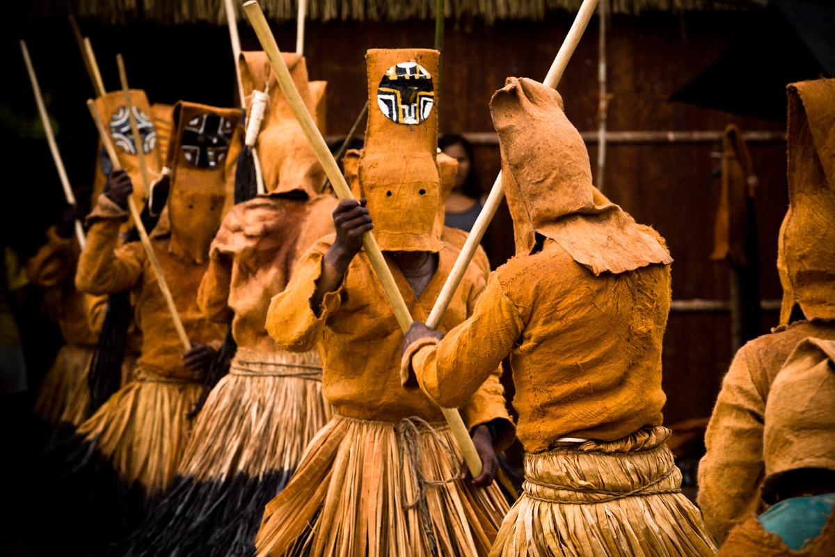 He yaia keti oka, el conocimiento tradicional (jaguares de yuruparí) para el manejo de los grupos indígenas del río Pirá Paraná