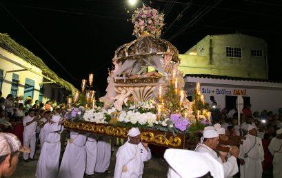 Tradición y creación en la celebración popular de la Semana Santa de Ciénaga de Oro, Córdoba