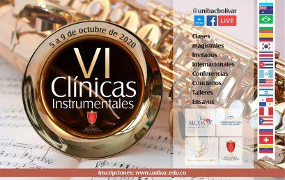 VI Clínicas Instrumentales de Unibac
