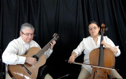 Dúo Villa-Lobos, violonchelo y guitarra (Venezuela / Colombia)