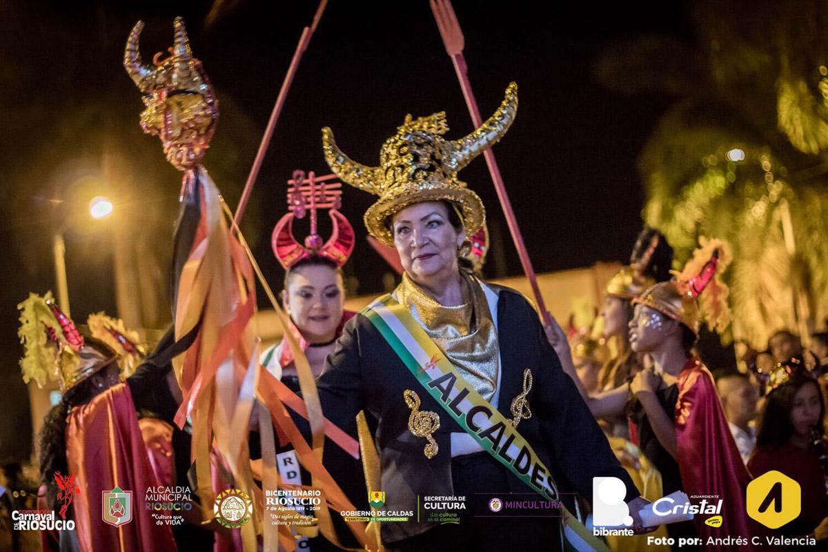 Carnaval de Riosucio