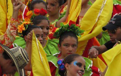 Encuentro nacional de bandas musicales de Paipa