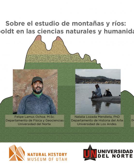 Sobre el estudio de montanas y rios: el legado de Humboldt en las ciencias naturales y humanidades de Colombia/
