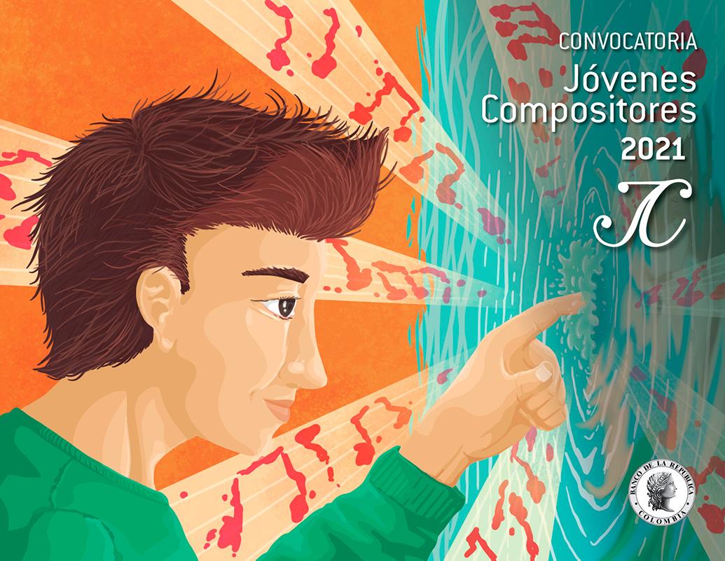 Jóvenes compositores 2021 – Banco de la República
