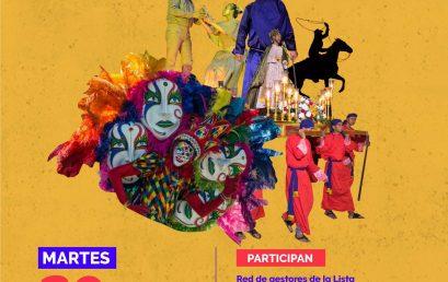 Patrimonio Cultural Inmaterial de Colombia | Conversatorio sobre la exposición en línea