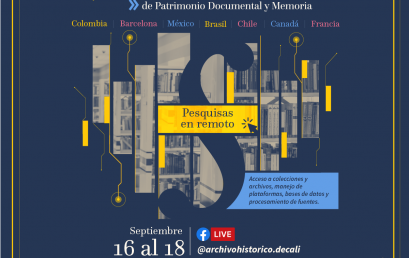 IV Simposio Internacional de Patrimonio Documental