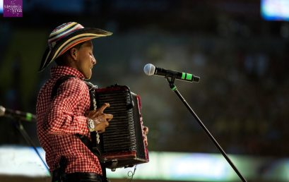 La música vallenata tradicional del caribe colombiano