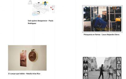 #Escueladecritíca: publicaciones alrededor de los proyectos de grado de Arte en Bogotá