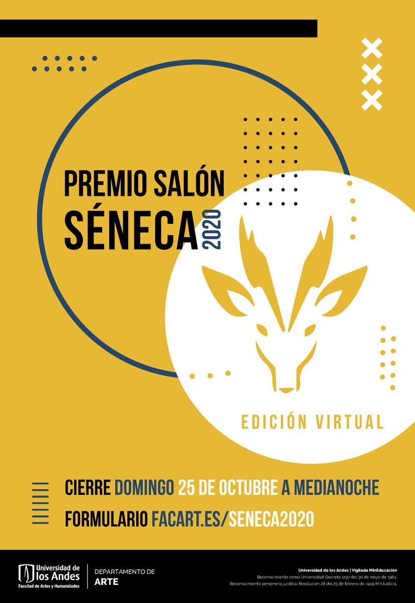 Convocatoria Premio Salón Séneca 2020