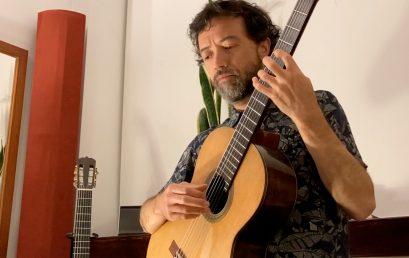 Concierto del mediodía: César Quevedo, guitarra